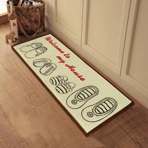 Правильный выбор придверного коврика для улицы и прихожей