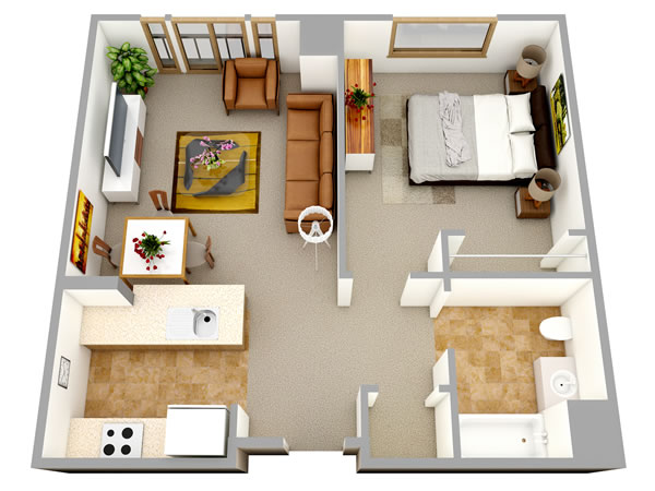 ТОП 11 программ для дизайн-проекта квартиры