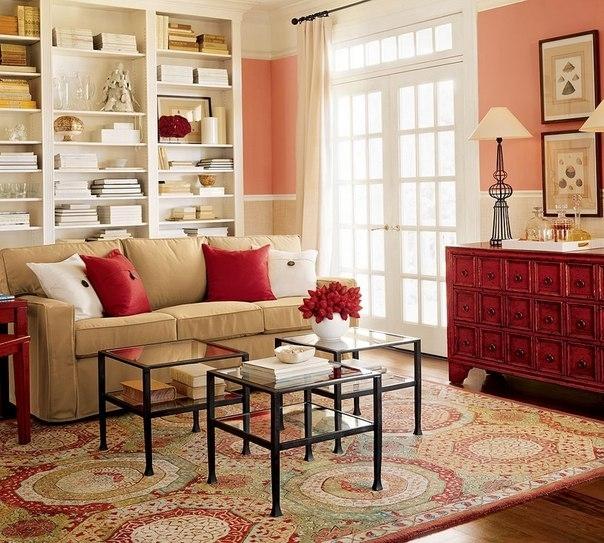 ТОП 8 сочетаний цветов для интерьера квартиры