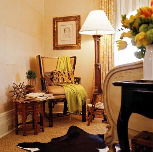5 лучших способов оформить пустой угол в комнате
