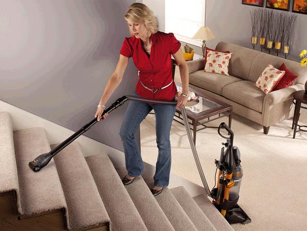 Как бороться с пылью в квартире: несколько советов