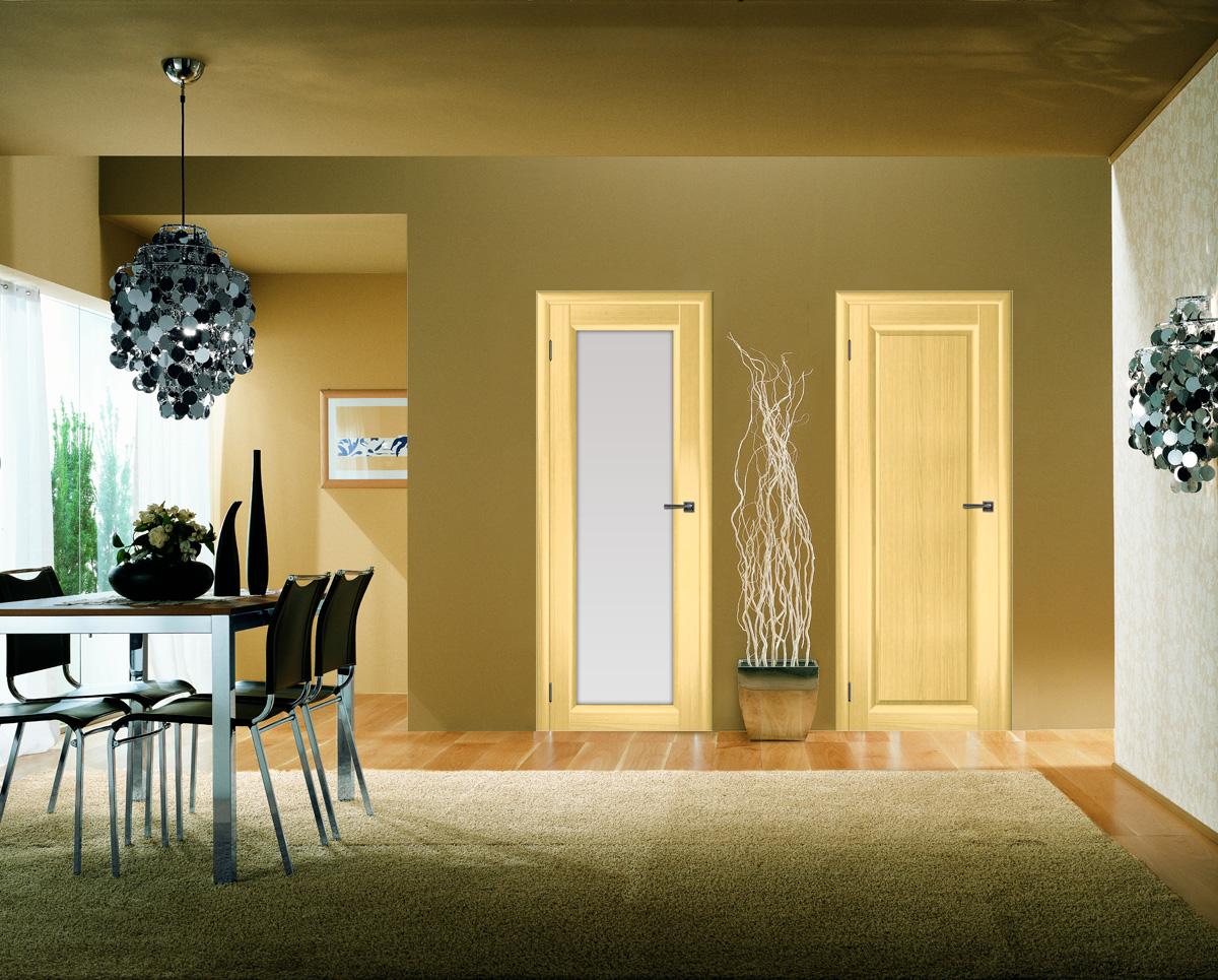 Ламинированные двери: преимущества и недостатки