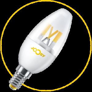 LED светильники для уличного и внутреннего освещения от Jooby