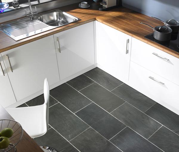6 советов по выбору напольной плитки для кухни
