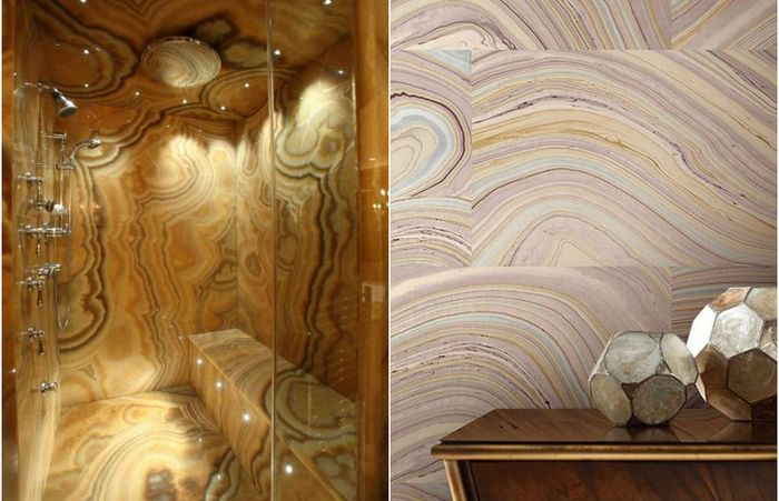 Каким натуральным камнем отделать ту или иную комнату?