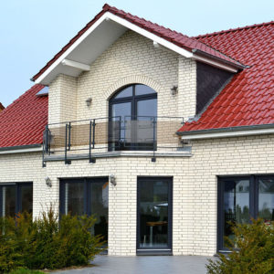 6 вариантов отделки фасадов под кирпич