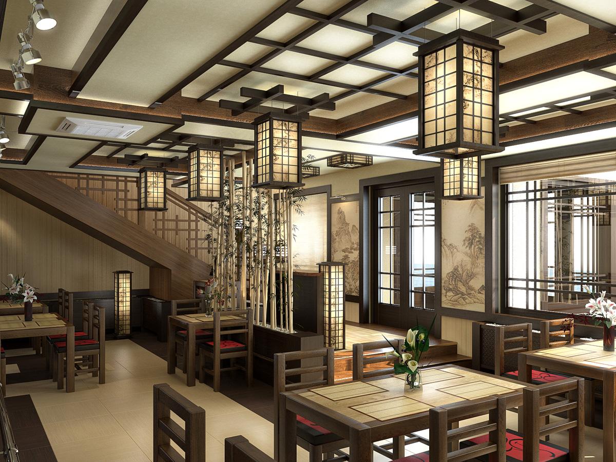 Японский стиль в интерьере - особенности и правила